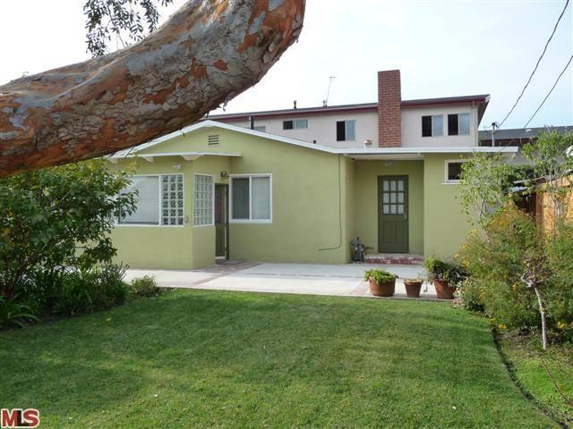 Real homes of genius santa monica 735 square foot home for House for sale in santa monica
