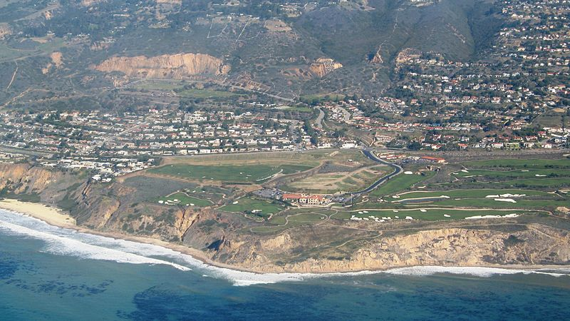 view of rancho palos verdes