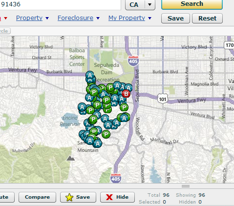 encino foreclosures