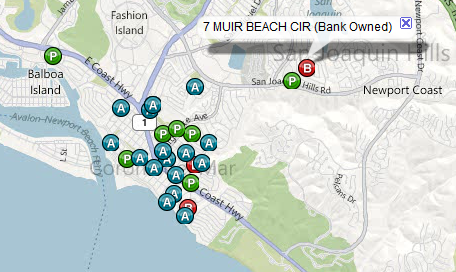 corona del mar foreclosures