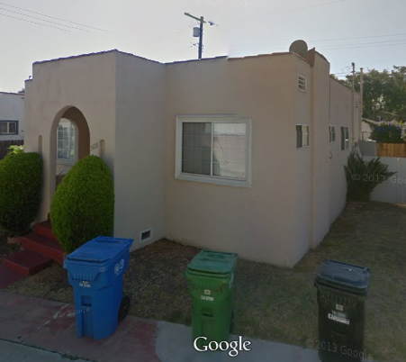 2nd culver city house