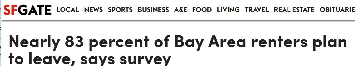 bay area renters